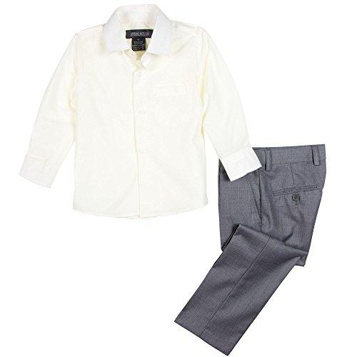 dress shirts with grey pants - 3