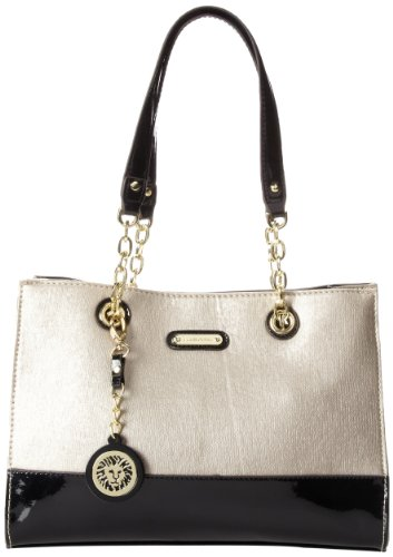 Anne Klein Happy Tweed Small Tote