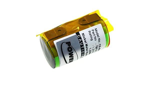 Batería para Afeitadora Braun 5564: Amazon.es: Electrónica