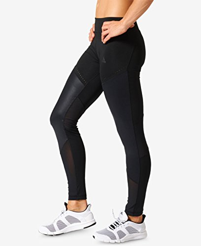 adidas Women's Training Wow Drop Tights, Black, Large by adidas (Image #2)
