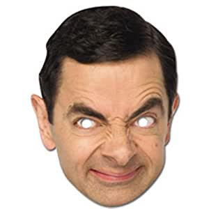 Mr Bean mask (máscara/ careta)