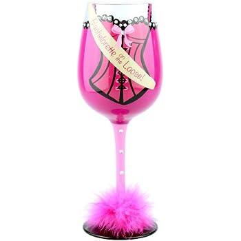 Amazon Com Bachelorette Wine Glass Bachelorette Bash