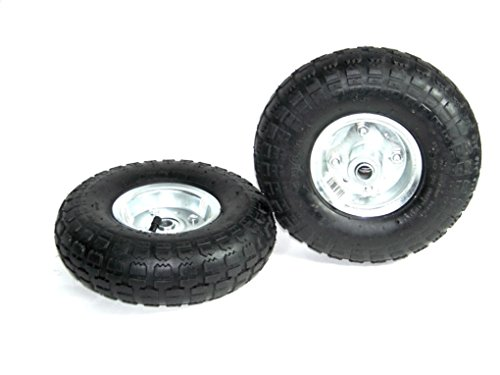 """10"""" Air Tire Hand Truck/Utility Tire- National Standard Products by National Standard Products® (Image #1)"""