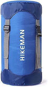 Fesjoy Sack,Sleeping Bag Stuff Sack Water-Resistant & Ultralight Outdoor Storage Bag Space Saving Gear for