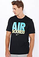 Nike Men's Air Sickness T-Shirt 872696 010 Size Small