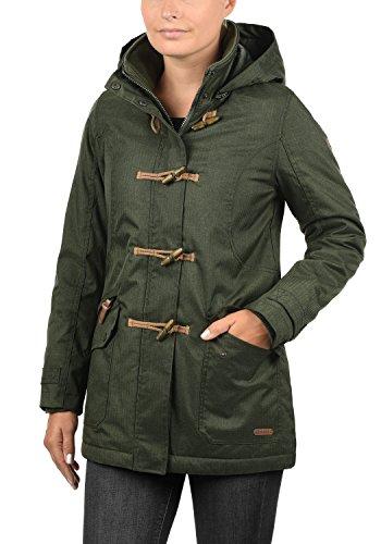 Climb Con Invierno Duffle 3785 Brooke Ivy Chaqueta coat Mujer Desires Alto De Abrigo Cuello Para Tx7azHWn