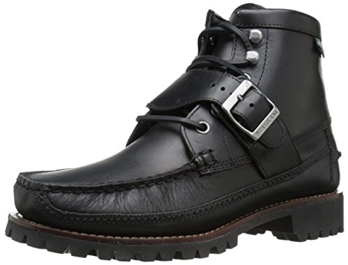 Eastland Men's Silverado 1955 Chukka Boot, Black, 8.5 D US