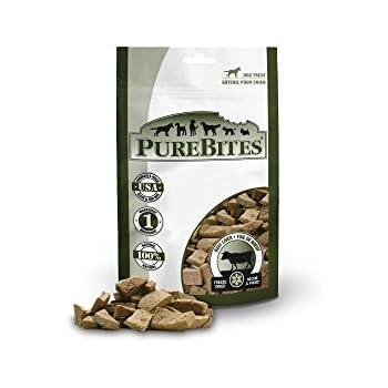 PureBites Beef Liver for Dogs, 16.6oz / 470g - Super Value Size