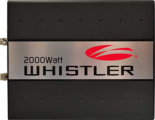Whistler XP2000i-a Power Inverter: 2000 Watt Continuous/4000 Watt Peak Power