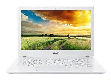 Acer Aspire Ordenador portátil V 13 - V3 - 371- 35jv - Blanco - Pantalla 13,3 - Procesador Intel Core i3 - 5005U: Amazon.es: Informática