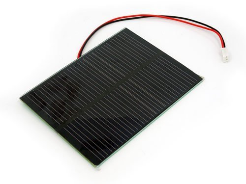 1W Solar Panel 80100 cm, Single-Crystal Material,Performs High Solar Energy Transformation Efficiency At 17%,Fine Resin Surface Sturdy Back Suitable for Outdoor Environments (Transformations Of Energy compare prices)