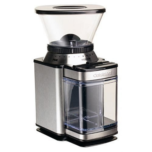 Cuisinart Automatic Coffee Mill Burr Grinder, CCM-16 by Cuisinart