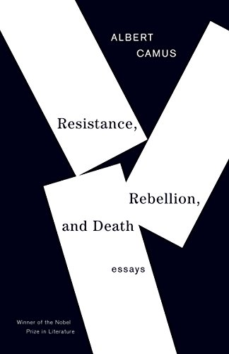 Amazon resistance rebellion and death essays vintage resistance rebellion and death essays vintage international by camus fandeluxe Image collections