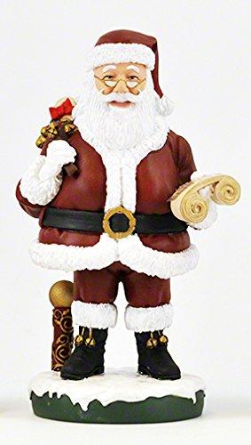 Royal Bobbles Santa Claus BobbleHips (Claus Head Bobble Santa)