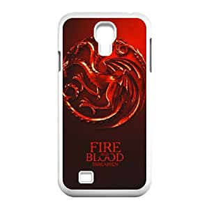 house targaryen Samsung Galaxy S4 9500 Cell Phone Case White 91INA91291295