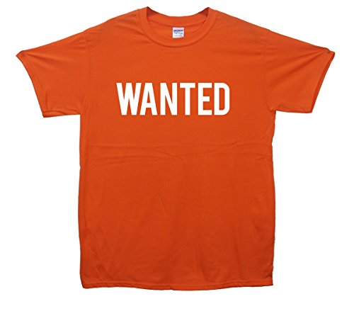Minamo T Minamo shirt Wanted Orange T Orange shirt Wanted vaCwqCT
