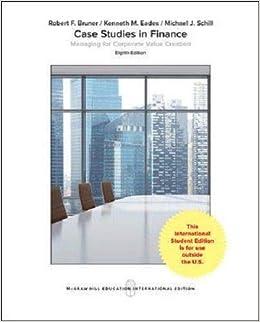 Studies in pdf case finance bruner