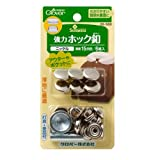 Clover powerful hook button nickel <26560> (japan import)