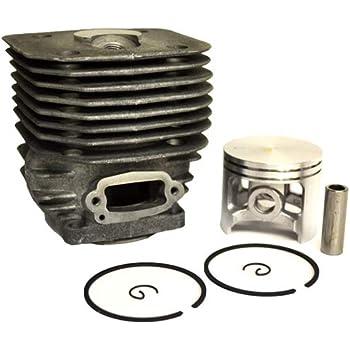 60MM Partner Husqvarna Cylinder Piston Ring Kit K1250 Concrete Cut Off Chop Saw