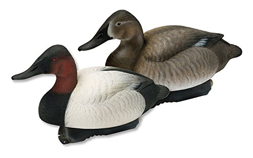 - Final Approach FA Gunners Hd Canvasback Decoys, 6 Pack