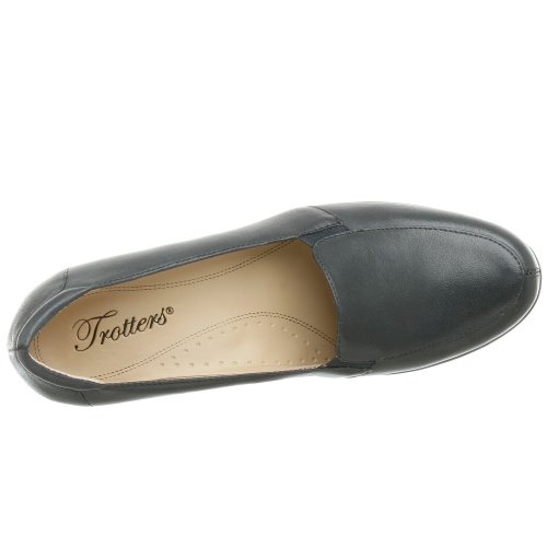 On TROTTERS Gloria Women's Navy Slip qZtw4Frt
