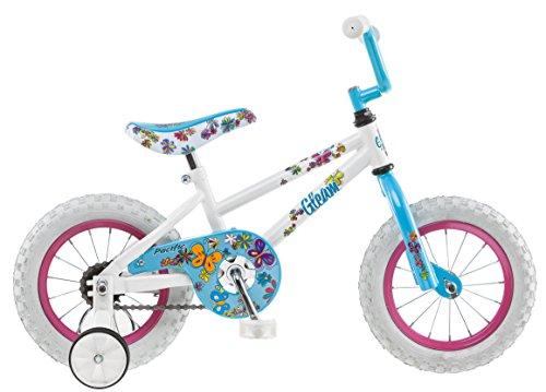 l's Gleam Bicycle, 12-Inch, White ()