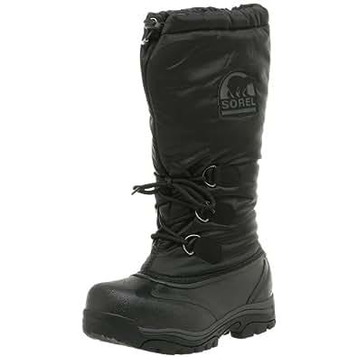 Sorel Women's Snowlion NL1082 Boot,Black,9.5 M