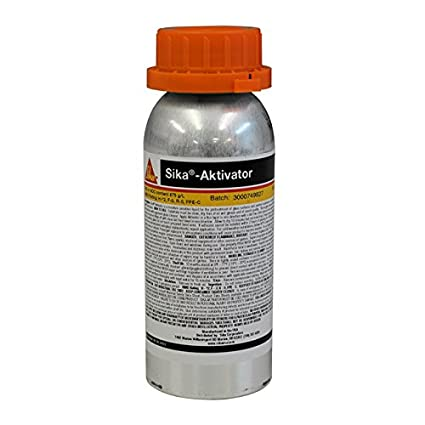 Amazon Com Sika Aktivator 100 Adhesion Promoter 250ml Bottle