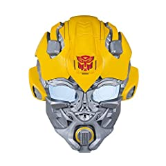 Behind the time-tested battle armor of Bumblebee is more than meets the eye. Rock 'N roll out with Bumblebee as the beloved Autobot gets a movie of his own. kids can imagine unleashing the power within like Bumblebee with this Transformers: B...
