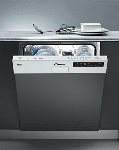 Candy CDS2D35W Semi-incorporado 13cubiertos A++ lavavajilla ...