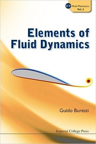 Elements Of Fluid Dynamics (Icp Fluid Mechanics) (Volume 3