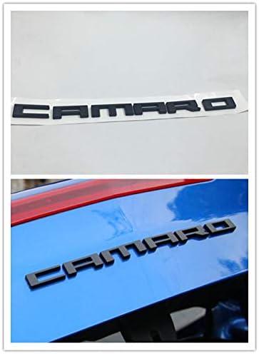 Highitem Off Road Badge Decal 3D Emblem Stickers Decoration for Chevy Camaro 2010 Up Black