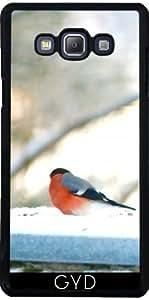 Funda para Samsung Galaxy A7 (SM-A700) - Hombres De Bullfinch by Pivi