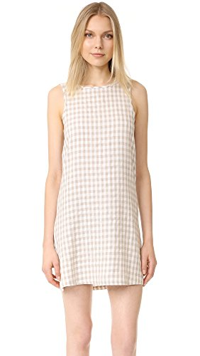 CLAYTON Dress Gingham Gingham Rodney Women's gqfPrg