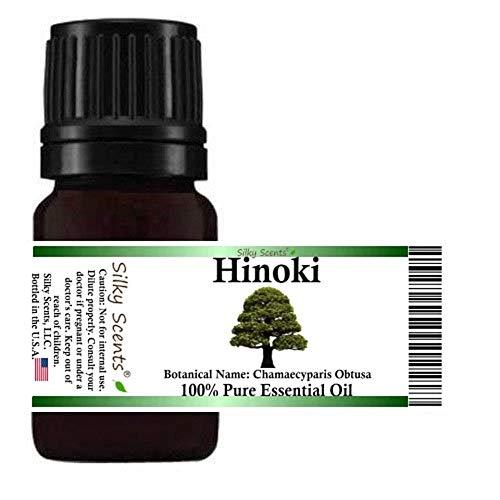 Hinoki Essential Oil (Chamaecyparis Obtusa) 100% Pure Therapeutic Grade - 1OZ-30ML