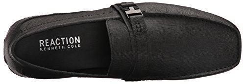 Kenneth Cole Reaktion Mens Toast 2 Me Slip-on Loafer Svart