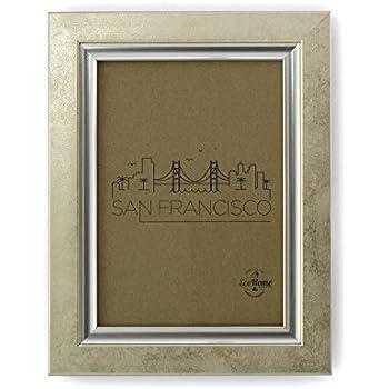 Amazon.com - 8x10 Picture Frames Gold Vintage - Mount Desktop ...