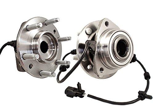 C513188X2 [2] FRONT Premium Grade [ 6 Lug ] Wheel Hub Bearing - Front Hubs Envoy