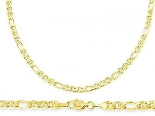 Yellow Gold Solid Dc Rope - 4