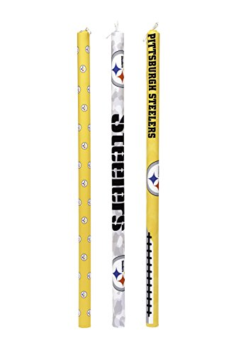 Btswim NFL Pittsburgh Steelers Pool Noodles (Pack of 3)