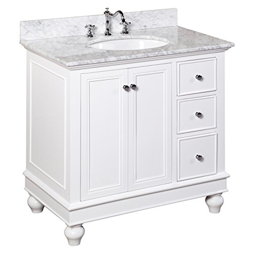 Kitchen Bath Collection Kbc2236Wtcarr Countertop Noticeable