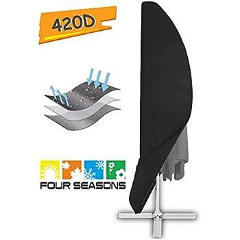 Amazon.com : Grand patio Deluxe Patio Umbrella Cover for 9 ...