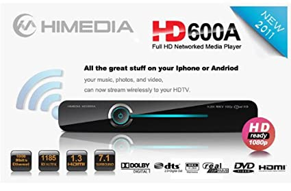 HIMEDIA HD600F MEDIA PLAYER TREIBER WINDOWS 7