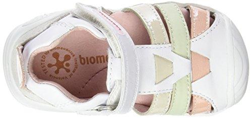 Biomecanics 162137-C - Sandalias para niñas Blanco (Sauvage)