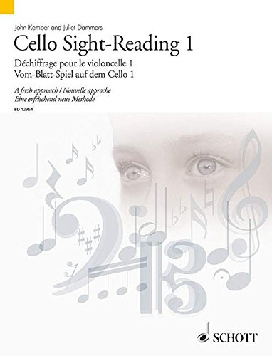 Cello Sight-Reading 1 (The Sight-Reading Series)