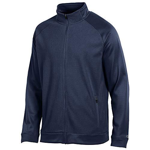 Champion Men's (Marine Navy) Achievement Performance Full Zip Jacket ()