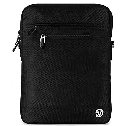 VG Black Shoulder Strap Tablet Bag Sleeve Zipper Carrying Case Pouch for Samsung Galaxy Tab A 9.7