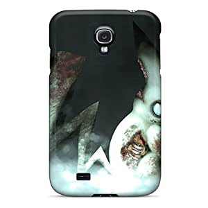 Elaney PUL1701bZtE Case For Galaxy S4 With Nice Zombie Pikachu Appearance by lolosakes