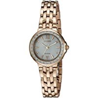 Citizen Eco-Drive Diamond Accents 28mm Women's Watch (Rose Gold)