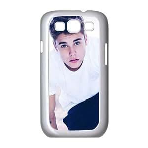 Samsung Galaxy S3 9300 Cell Phone Case White Justin Bieber Vwwq